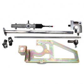 STEERING RACK KIT BARN DOOR 49-54