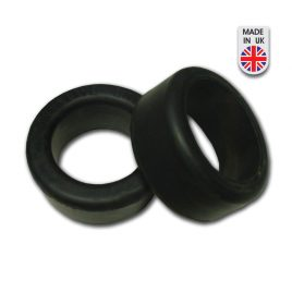 SPARE RUBBER BUSHES (PAIR)