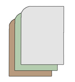 FRONT DOOR GLASS – REAR (EACH)