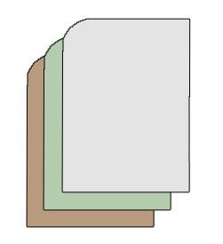 FRONT DOOR GLASS – REAR (EACH)