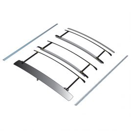 BUG 3 FOLD  SUNROOF ASSEMBLY – INC RAILS